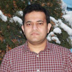 Sanjoy Mallick Headshot